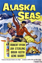 Alaska Seas 1954 DVD - Robert Ryan / Jan Sterling